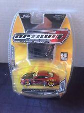 Jada Toys Option D Drift Show Street Lexus Sc300 #107 (red)   Nip