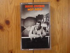 Buck Owens - Hot Dog / CAPITOL RECORDS  MC (TCEST 2082) RAR!