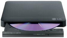 LG GP50NB40 de DVD-RW externa Slim 8 X negro