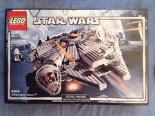 lego Star Wars 4504 Millennium Falcon Original Trilogy New Sealed
