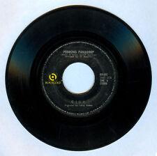 Philippines SISA Pedrong Panaginip OPM 45 rpm Record