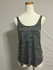 NEW Urban Outfitter Sparkle And Fade Striped Tank Top Tee Size M 8-10