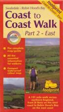 Coast to Coast Walk: East: Map and Guide (Long distance walks maps) by Footprint