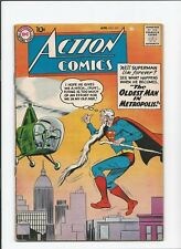 Action Comics #251 (DC 1959) VG/FN Last Tommy Tomorrow in Action Comics!