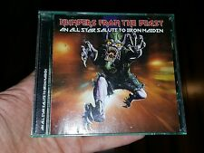 Salute to iron maiden numbers from beast rare album cd restless