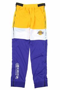 Zipway NBA Men's Los Angeles Lakers Stadium Sport Tear-Away Pants