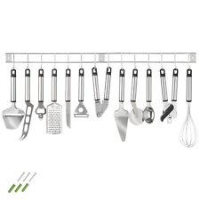 Set accessoires de cuisine en acier inoxydable13 pièces ustensiles