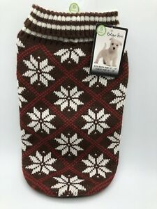 Dog Christmas Ugly Sweater By Unique Pets Size Small