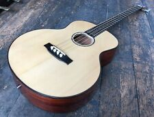 Ozark 3854 Acoustic Bass Guitar All Solid With Fishman Pickup