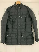 Barbour International Black 'Rider' Quilted Jacket Size 12 BNWOT RRP £169