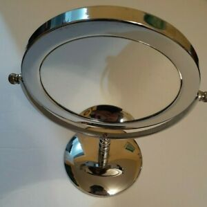 """Jerdon Products Model MC101 5"""" Makeup Mirror Dual Sided with Magnification"""