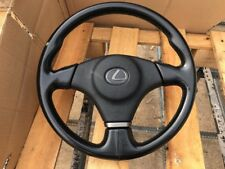 99-05 LEXUS IS200 STEERING WHEEL A/BAG 55k