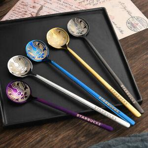 2021 Starbucks Coffee Mug Spoon Kitchen Bar Sakura Cups Spoon Limited Edition