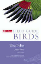 Birds of the West Indies (Collins Field Guide), Very Good Condition Book, Bond,
