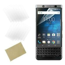 Pack Of 10 For BlackBerry Keyone DTEK70 Mercury New Clear LCD Screen Protector