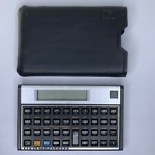 HP-15C Scientific Calculator+ case Vintage Works Hewlett-Packard Voyager series