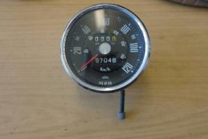 1960'S JAEGER (SMITHS) SPEEDOMETER - SUNBEAM ALPINE 5324/12A