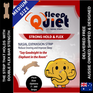 Nasal Strip Strong Medium Anti Snore Stop Snoring suit women & men small noses
