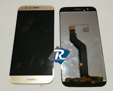 TOUCH SCREEN VETRO LCD DISPLAY Per Huawei Ascend G8 GX8 Gold oro