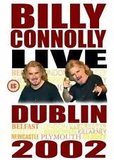 Billy Connolly: Live Dublin 2002 DVD