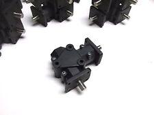 "* NEW ... Low Torque Right Angle Gear Reducer Ratio 1:1 .. 3/8"" diameter . UV-09"