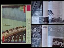 L'ARCHITECTURE D'AUJOURD'HUI 1966 - JAPON, ISOZAGI, TANGE, KUROKAWA, SAKAKURA