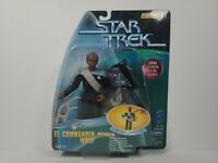 1997 Playmates | Star Trek Warp Factor Series | Lt. Commander Worf Action Figure