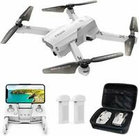 GPS Drone with 4K Camera for Adults, FPV RC Quadcopter Foldable Drone