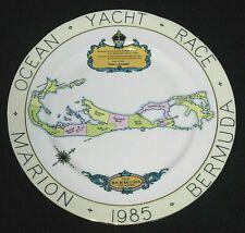 1985 Marion - Bermuda Ocean Yacht Race Paragon Plate