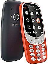 """Nokia 3310 2.4"""" Nero Grigio Rosso Telefono Cellulare (️più Venduto)"""