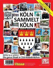 10 Sticker Köln sammelt Köln Serie 1 zum Aussuchen von Panini