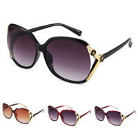 Women Oversized Sunglasses UV400 Huge Shades Retro Round Eyewear 2019 NewL QA