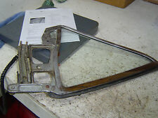 1965-1966 Ford Mustang Coupe Left Quarter Window