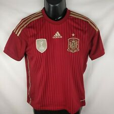 Campeones del Mundo FIFA España 2010 Camisa Top Camiseta de fútbol - 13 – 14 años