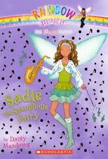 Rainbow Magic -- the Music Fairies: Sadie the Saxophone Fairy 07 by Daisy Meadow