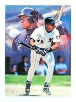 Frank Thomas #189 (1993 Flair) Baseball Card, Chicago White Sox, HOF