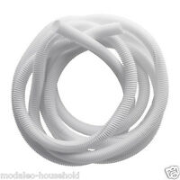 IKEA RABALDER Cable Tidy White Wire Safety for home work uk Length: 5 UK-B786