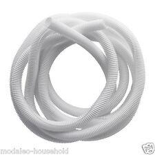 Ikea rabalder Cable Tidy Blanco Cable de seguridad para el hogar trabajo Reino Unido longitud: 5 M b111