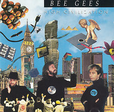 BEE GEES : HIGH CIVILIZATION / CD