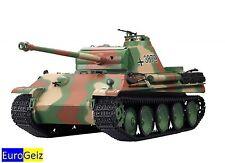 RC Kampfpanzer - German Panther Typ G - Mit Schussfunktion - 1:16 - HL 3879