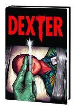 DEXTER VOL #1 HARDCOVER Jeff Lindsay Marvel HBO TV Comics Collects #1-5 HC