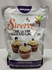 Swerve Confectioners Sweetener The Ultimate Sugar Replacement 48 Oz 09/2022 125