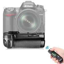 Battery Grip for Nikon D7000 + Remote Controller UD#20