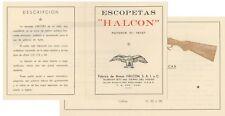 Halcon c1955 Fabrica de Armes Halcom S.A.I., Argentina