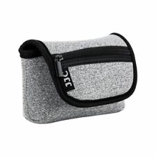JJC OC-R1BG Neoprene Camera Pouch Soft Case for Sony RX100 II III IV V VI,G7X,TG