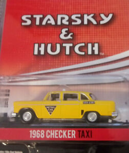 Greenlight Starsky & Hutch 1968 Checker Taxi 1/64