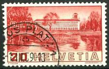SWITZERLAND - SVIZZERA - 1938 - Palazzo della Società delle Nazioni e del BIT