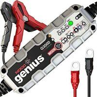 Noco G3500 Genius Caricabatteria Smart ottimizzato per Batterie Start-Stop