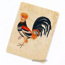 Rooster #3 Deco Magnet, Decorative Fridge Good Luck Kitchen Décor Mini Gift