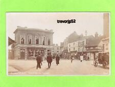 Church Street Kingston on Thames Luxford Shop RP pc 1910 A & G Taylor Ref B222